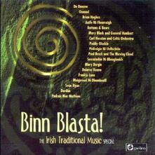 Binn Blasta! Irish Traditional - CD Audio