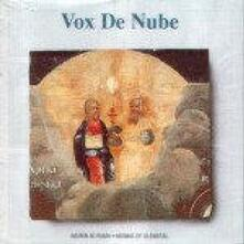 Vox De Nubes - CD Audio