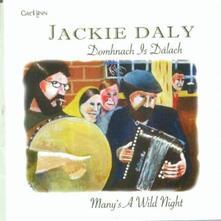 Domhnach Is Dalach - CD Audio di Jackie Daly