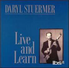 Live & Learn - CD Audio di Daryl Stuermer
