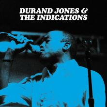 Durand Jones and the Indications - Vinile LP di Durand Jones,Indications