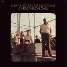 American Love Call - CD Audio di Durand Jones,Indications