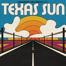 Texas Sun Ep - CD Audio di Leon Bridges,Khruangbin