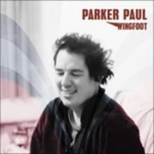 Wingfoot - CD Audio di Parker Paul