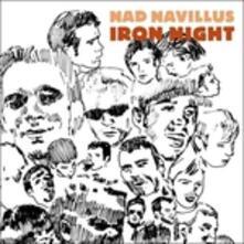 Iron Night - CD Audio di Nad Navillus