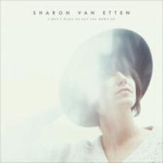CD I Don't Want to Let You Down Sharon Van Hetten