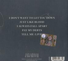 I Don't Want to Let You Down - CD Audio di Sharon Van Hetten