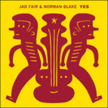 Yes - CD Audio di Norman Blake,Jad Fair