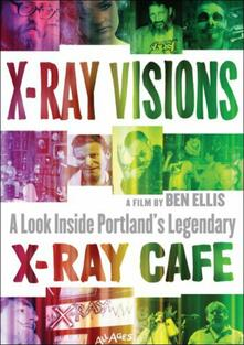 X Ray Visions - DVD