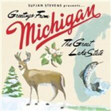 Michigan - CD Audio di Sufjan Stevens