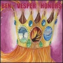Honors - CD Audio di Ben + Vesper