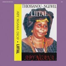 Liital - CD Audio di Aby Ngana Diop