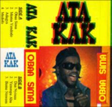 Obaa Sima - CD Audio di Ata Kak