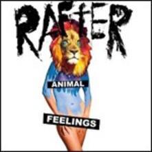 Animal Feelings - CD Audio di Rafter