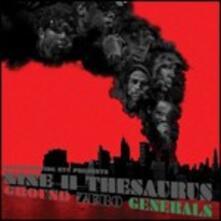 Ground Zero Generals - CD Audio di Nine 11 Thesaurus