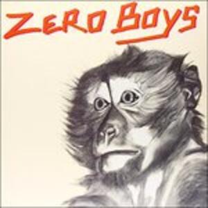 Monkey - Vinile LP di Zero Boys