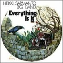 Everything Is it - CD Audio di Heikki Sarmanto