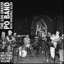 Live at the Knitting Factory vol.1 - CD Audio di Marshall Allen