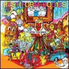 TV Loves You Back - CD Audio di Restiform Bodies
