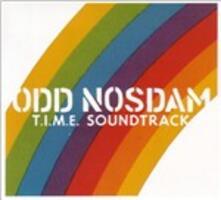 TIME - CD Audio di Odd Nosdam