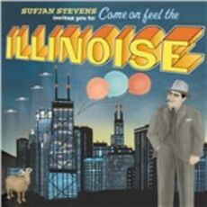 CD Illinoise (Special 10th Anniversary Blue Marvel Edition) Sufjan Stevens