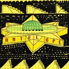 Antelope Ep - CD Audio Singolo di Antelope