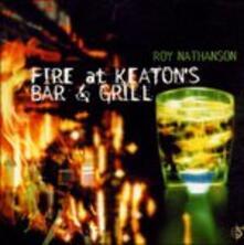 Fire At Keaton'S Bar &.. - CD Audio di Roy Nathanson