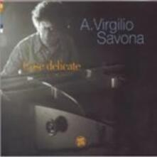 Cose delicate - CD Audio di Virgilio Savona