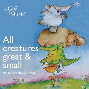 All Creatures Great & Sma - CD Audio
