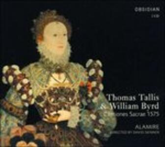 Cantiones Sacrae 1575 - CD Audio di Thomas Tallis