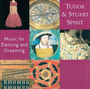 Tudor and Stuart - CD Audio