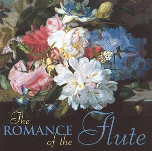Romance of the Flute - CD Audio