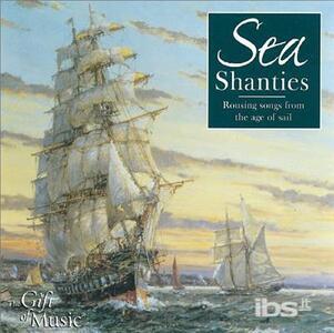 Sea Shanties - CD Audio