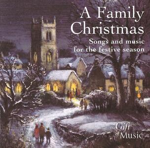 A Family Christmas - CD Audio