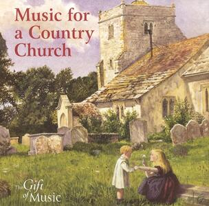 Music for a Country Churc - CD Audio