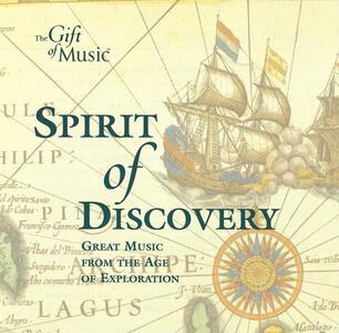 Spirit of Discovery - CD Audio