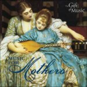 Music for Mothers - CD Audio