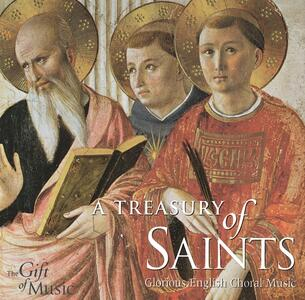 A Treasure of Saints - CD Audio