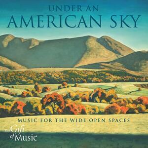 Under An American Sky - CD Audio
