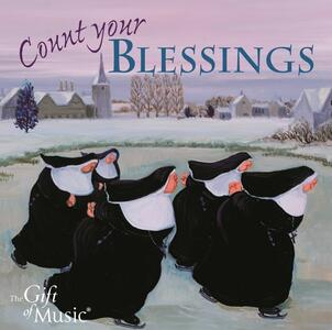Count Your Blessings - CD Audio
