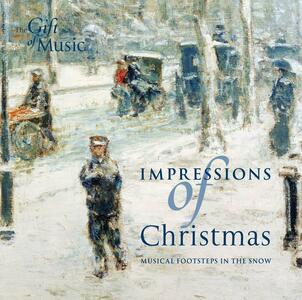 Impressions of Christmas - CD Audio