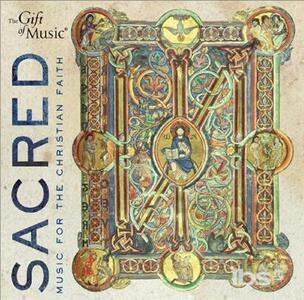 Sacred - CD Audio