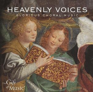Heavenly Voices - CD Audio