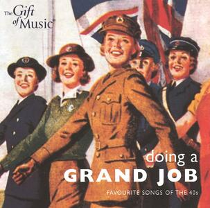 Doing a Grand Job - CD Audio