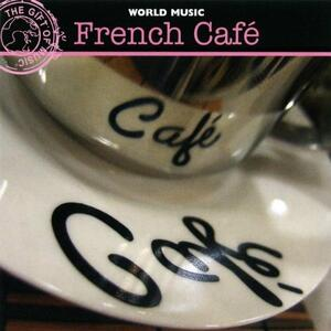 French Cafe - CD Audio