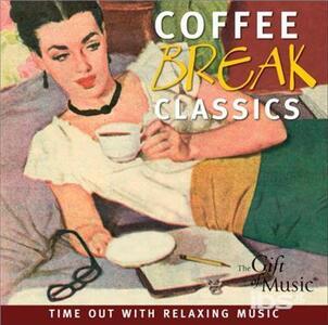 Coffee Break Classics - CD Audio