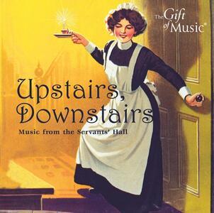 Upstairs, Downstairs - CD Audio