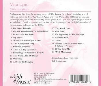 Voices - CD Audio di Vera Lynn - 2