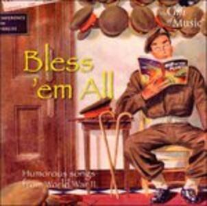 Bless 'em All - CD Audio