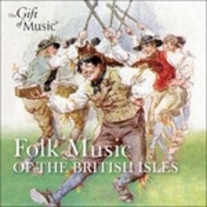 Folk Music of the British - CD Audio